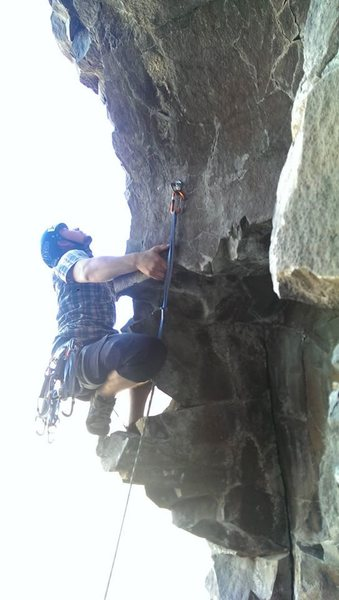 Rock Climbing Photo: Frenchman's Coulee, WA