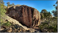 Rock Climbing Photo: Patriot Perfumes problem beta.