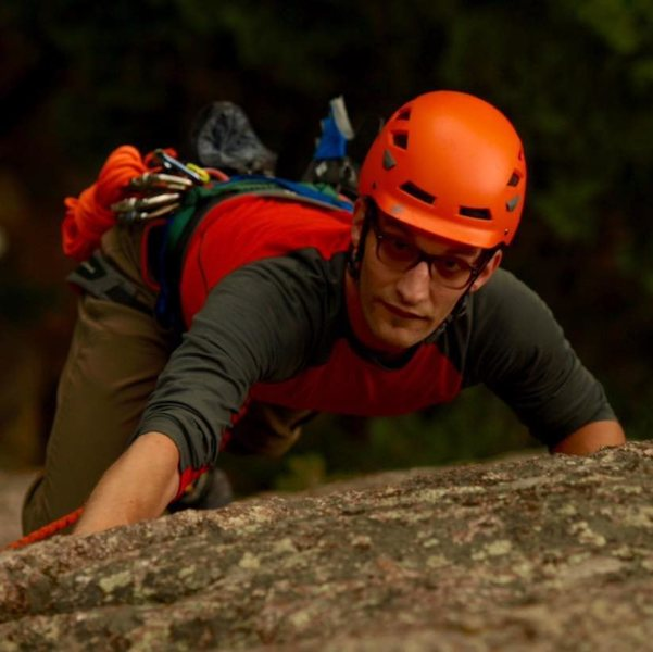 Rock Climbing Photo: Profile photo