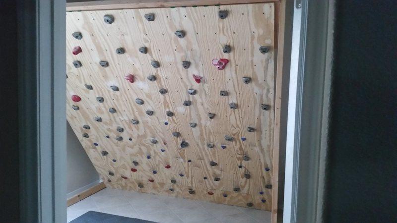 Rock Climbing Photo: wall3