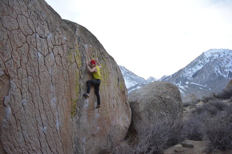 Rock Climbing Photo: Jason Duke