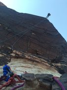 Rapping last pitch of CITH on a single 70m. Perfect!