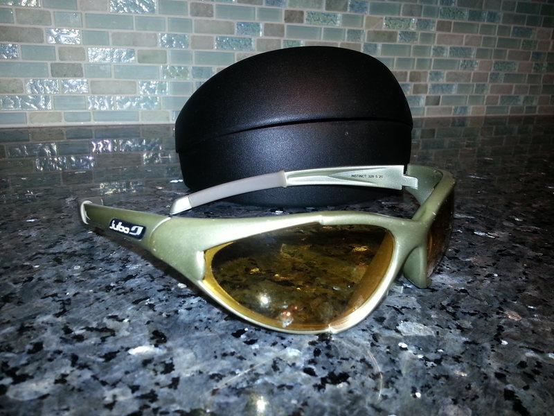 Julbo Sunglasses and Case
