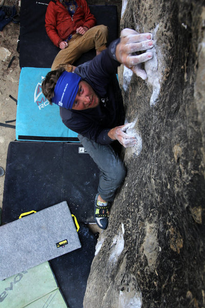 Rock Climbing Photo: Jason