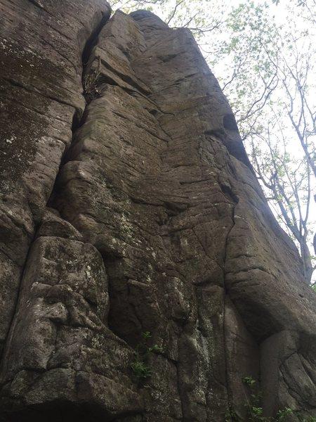 Rock Climbing Photo: Kona Corner.