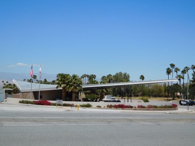 Visitor Center, Palm Springs