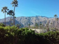 Rock Climbing Photo: San Jacinto Mountains, Palm Springs