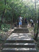 Rock Climbing Photo: Access