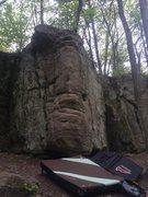 Rock Climbing Photo: Super fun climb loads of grip