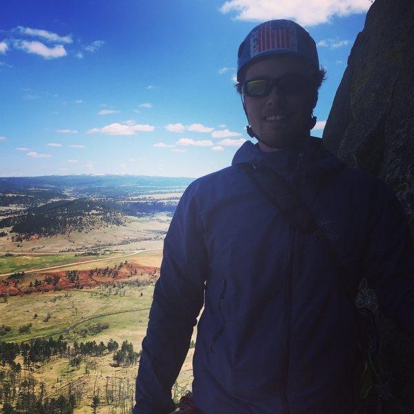 Rock Climbing Photo: 2016 tower trip