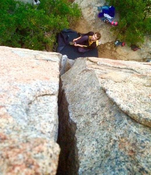 Rock Climbing Photo: The Blurred Line!!