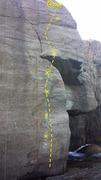 Rock Climbing Photo: Annakarina, 5.11-