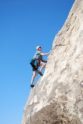 Rock Climbing Photo: Headstone SW Corner