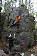 Rock Climbing Photo: Fun run!