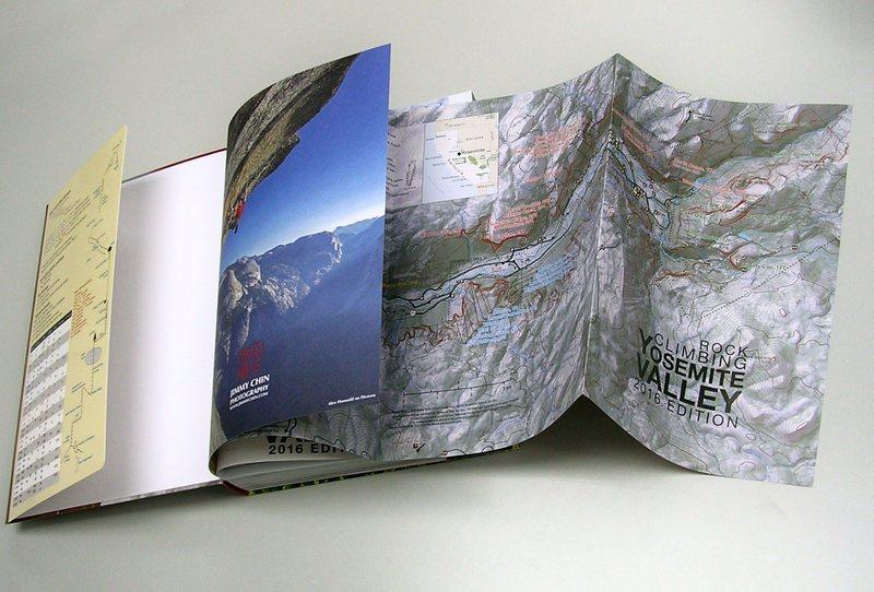 Rock Climbing Photo: New Yosemite Guidebook