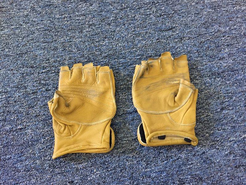 Rock Climbing Photo: gloves