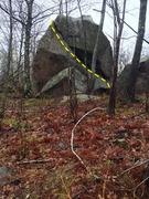 Rock Climbing Photo: Lookout Below.