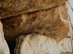 Rock Climbing Photo: A side view, though it doesn't give you much of a ...