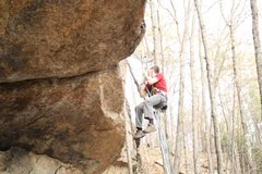 Rock Climbing Photo: I recommend putting a rope protector on the lip if...
