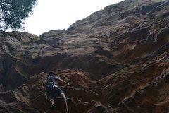 Rock Climbing Photo: DZ
