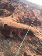 Rock Climbing Photo: Punch drunk love / hips don't lie