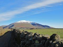 Rock Climbing Photo: Blencathra  in winter