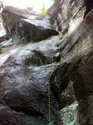Rock Climbing Photo: Jules et Bertrand