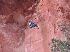 Rock Climbing Photo: The rap!