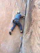 Rock Climbing Photo: Potash Road