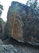 Rock Climbing Photo: The Flicek Fling