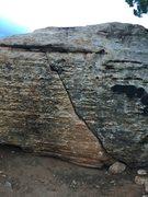 Rock Climbing Photo: Antsy