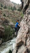 Rock Climbing Photo: Climbing at East Colfax.
