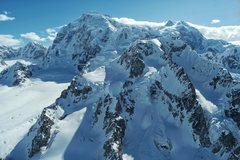 Rock Climbing Photo: Mount Hunter, Alaska