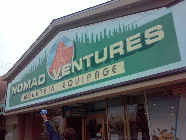 Nomad Ventures, Escondido