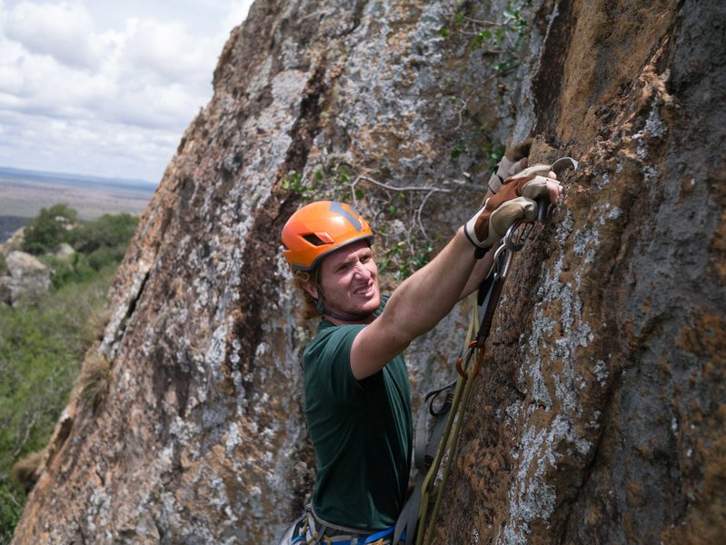 Rock Climbing Photo: Also a good place to learn aid - if you're into th...