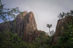 Rock Climbing Photo: Tsavo