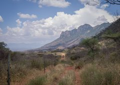 Rock Climbing Photo: Kitchwa Tembo