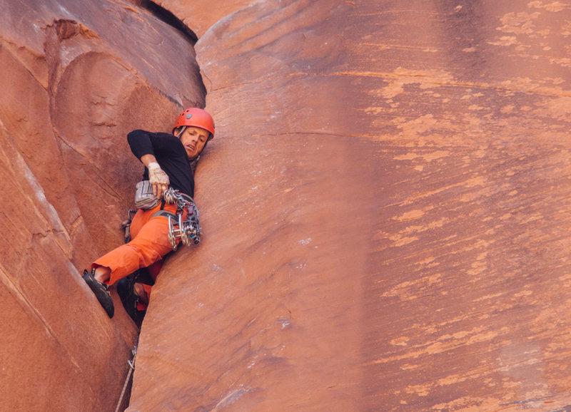 Rock Climbing Photo: The O(ffwidth) face