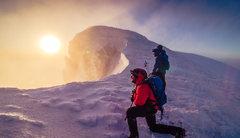Rock Climbing Photo: Daystar