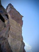 Rock Climbing Photo: Spank 2