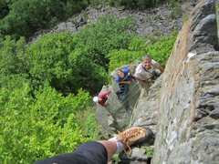 Rock Climbing Photo: With Jim Shrimberg New Hampshire Guide and Family ...