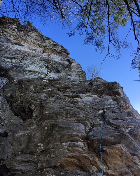 Rock Climbing Photo: Sentinel Buttress