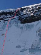 Rock Climbing Photo: The North Face