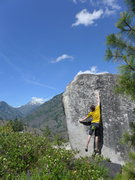 Rock Climbing Photo: The Pasture; come for the rock, stay for the view