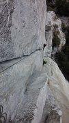 Rock Climbing Photo: Free Blast