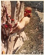 Rock Climbing Photo: Excalibur '78 second ascent