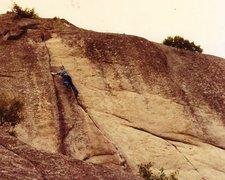 Rock Climbing Photo: Cosmic Debris