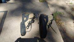 Rock Climbing Photo: Shoes4