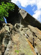 Rock Climbing Photo: St Vitus' Dance