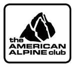 Sponsored by The American Alpine Club Thanks for all your support, it makes hosting these events a joy.
